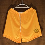 Athletic Shorts Gold lined-250