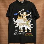 Hanuman Warrior Riding Erawan