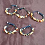 Button Jade Bracelet