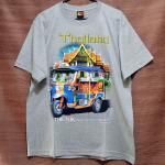 Grey Tuk Tuk Thai Classic Standard