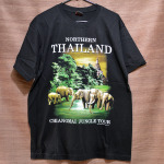Northern Thailand Chiangmai Jungle Tour