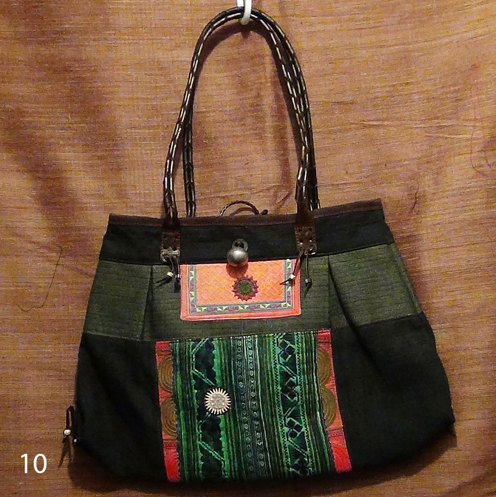 Classy Hill Tribe Ladies Handbags | ISB Network